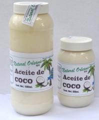 Aceite de coco Natural Orleans