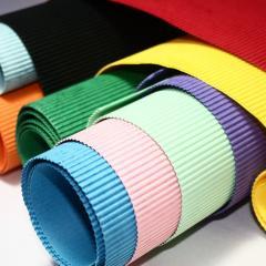 Cartón microcorrugado de colores