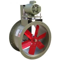 Extractores y ventiladores tubulares para comercios y la industria
