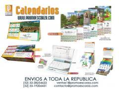 Personalizacion de calendarios.