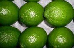 Limon nacional y de exportacion