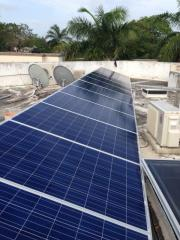 Paneles Solares Cancun