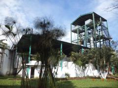 Asesoría de destilería, fabricación de equipo, tratamiento de vinaza