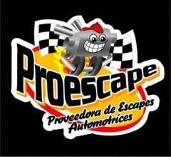 PROESCAPE,Proveedora de Escapes Automotrices