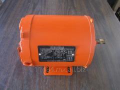 Motor eléctrico de 1/3 hp, 3,425 rpm, trifásico, sin brida