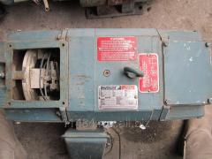Motor eléctrico de 15 hp, 1750/2300 rpm, corriente directa