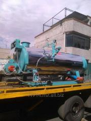 Caldera de 60 HP AUTOMATICA TIPO CLEAVER BROOKS