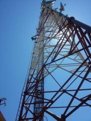 Mantenimiento a torres de telecomunicaciones