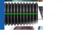 Tubos de polietileno de 24 diametros