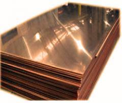 Laminas de cobre