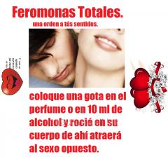 Feromonas Totales