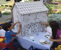 Casitas Colorable