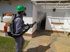 Control de plagas urbanas