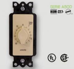 Interruptores Horario Serie A500