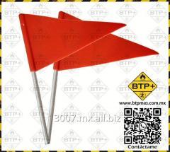 Banderola Para Tracto Camión Roja/nja