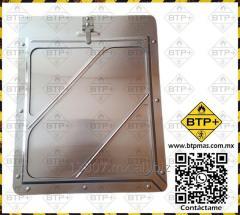 Porta Rombo De Aluminio