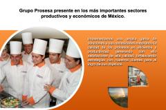Alimentacion y hospedaje para la industria minera
