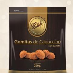 Gomitas cappuccino