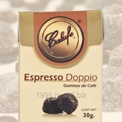 Gomitas espresso doppio