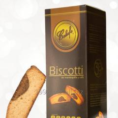 Biscotti de mantequilla y café