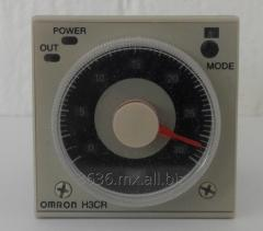 Timer temporizador multifuncion Omron H3CR