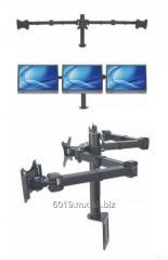 Soporte ergonomico articulado para monitor