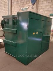 Transformador tipo pedestal 3MVA