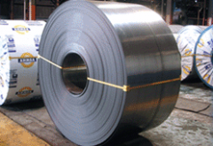 Hot-rolled steel, coiled stock