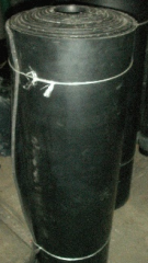 Aabrasionproof  rubber articles for industrial use