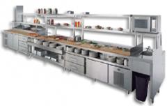 Equipment bakery