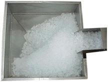 Máquinas de hielo.