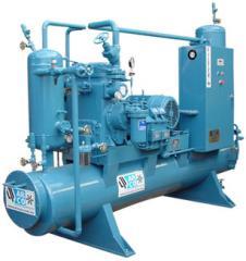Unidades de condensación.