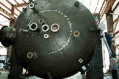 Steam boilers of average pressure