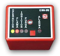 Controles para hornos de panificación.