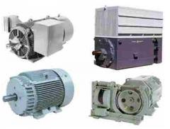Motores de Inducción de Baja Tensión (50 a...