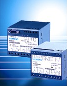 The SIMEAS T universal transducer allows measurement of all electrical quantities occurring in any network in a single unit. Especially in power plants and substations transducers are used for isolation of electrical signals and for further processing of