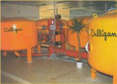 Systems of a ultrafiltration