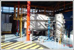 Sewage pumping stations