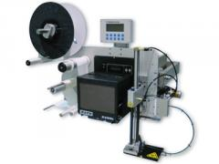 Automatic labellers for wrapping production