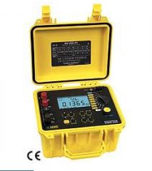 Medidor de baja resistencia (Ducter) AEMC 6250