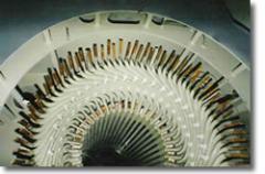 Components of modular gas turbine-generator set