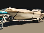 Awnings to launches and yachts