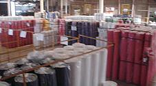 Barrels, polyethylene, plastic, rubber