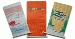 Paper moisture-proof packets