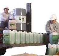 Funds for industrial sanitation detergents