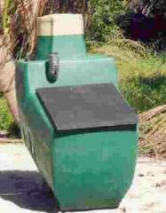 Letrinas secas para comunidades rurales.