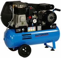 Equipment for air-stream atomization
