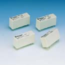 43 Series Low-Profile P.C.B. Relays 10 - 16 A
