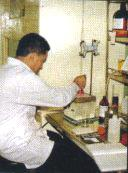 Chemical skilled samples