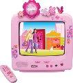 """TV 13"""" Barbie."""